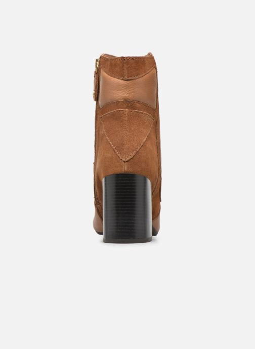 Bottines et boots Gioseppo Conway Marron vue droite