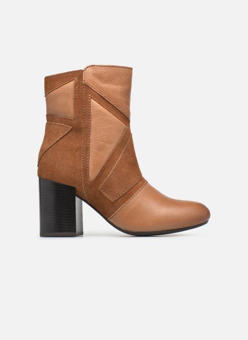 Bottines et boots Gioseppo Conway Marron vue derrière