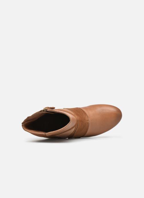 Bottines et boots Gioseppo Conway Marron vue gauche