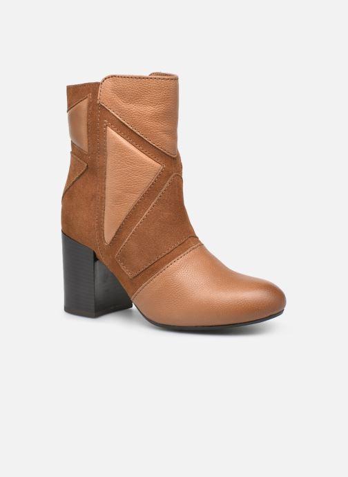 Bottines et boots Gioseppo Conway Marron vue détail/paire