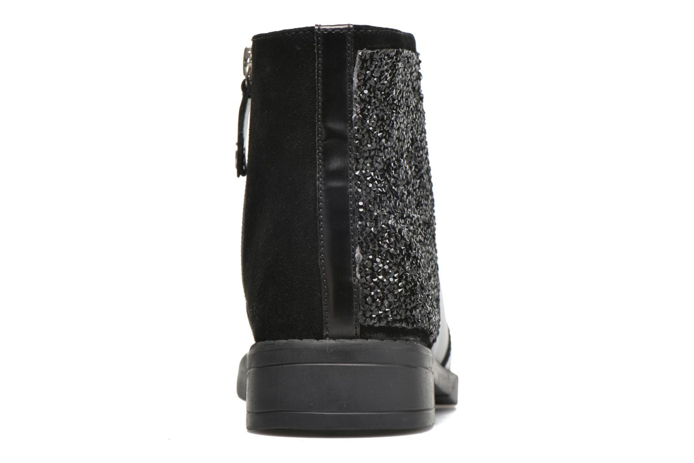 Bottines et boots Gioseppo Imperial Noir vue droite