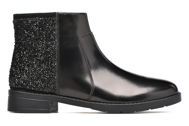 Bottines et boots Gioseppo Imperial Noir vue derrière