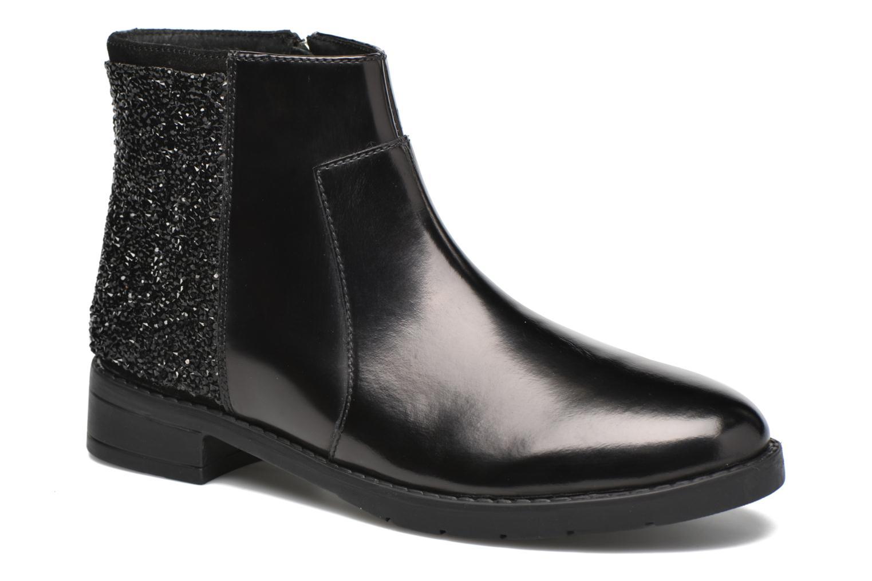 Bottines et boots Gioseppo Imperial Noir vue détail/paire