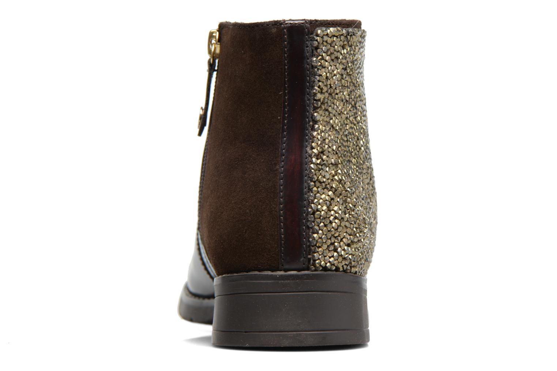 Bottines et boots Gioseppo Imperial Marron vue droite