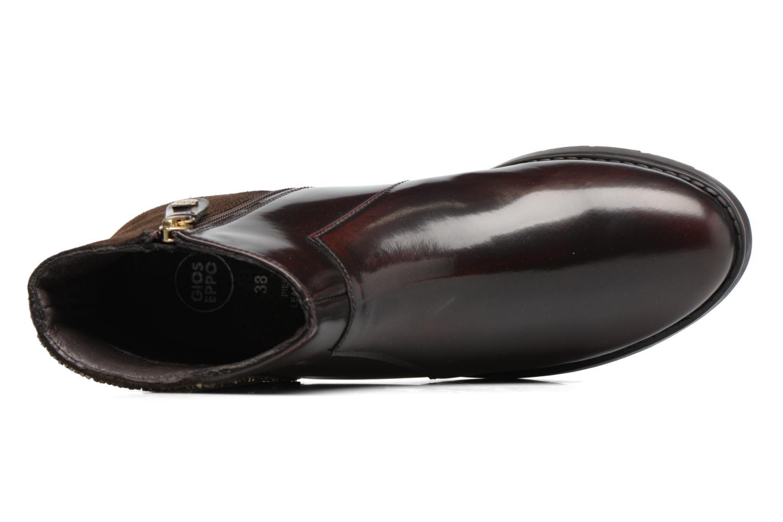 Bottines et boots Gioseppo Imperial Marron vue gauche