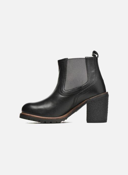 Bottines et boots Gioseppo Izard Noir vue face