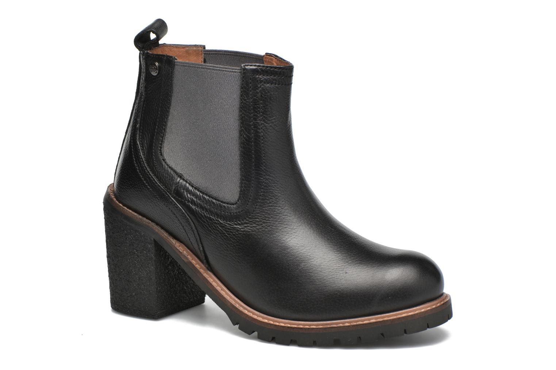 Bottines et boots Gioseppo Izard Noir vue détail/paire