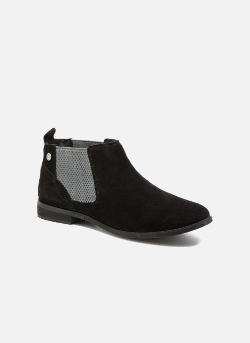Ankle boots Gioseppo Kentucky Black detailed view/ Pair view