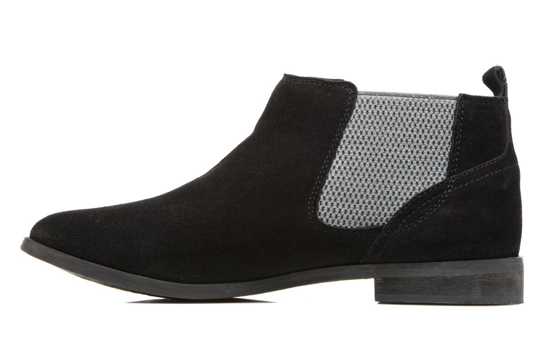 Bottines et boots Gioseppo Kentucky Noir vue face