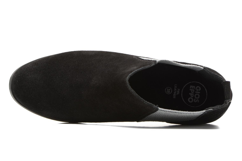 Bottines et boots Gioseppo Kentucky Noir vue gauche