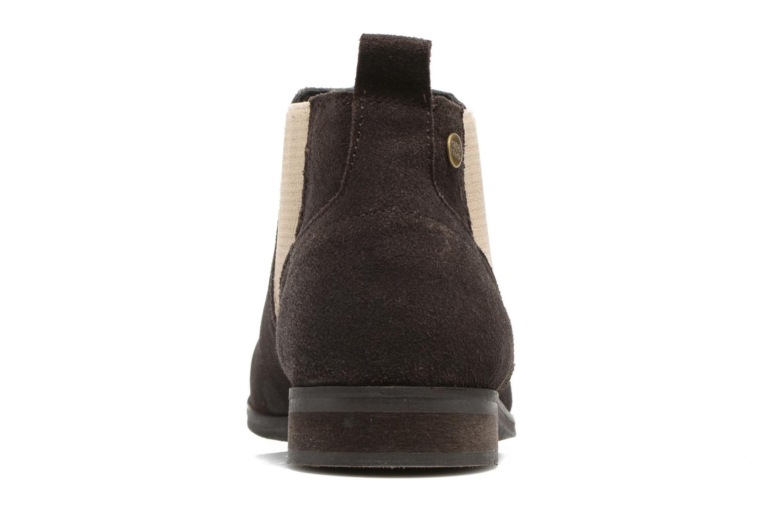 Ankle boots Gioseppo Kentucky Brown view from the right