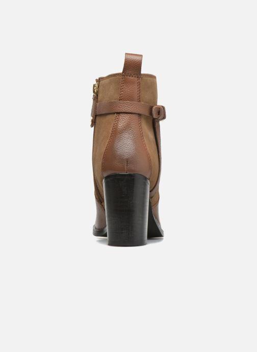 Bottines et boots Gioseppo Bogalusa Marron vue droite