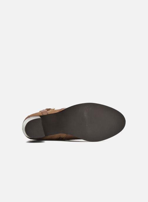 Bottines et boots Gioseppo Bogalusa Marron vue haut
