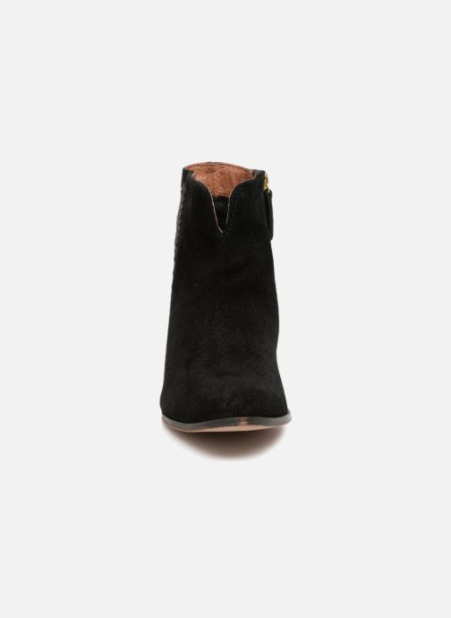 Ankle boots Gioseppo Opelika Black model view