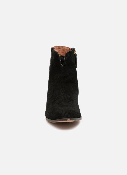 Bottines et boots Gioseppo Opelika Noir vue portées chaussures