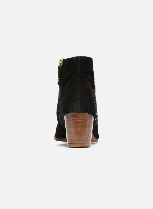 Bottines et boots Gioseppo Opelika Noir vue droite