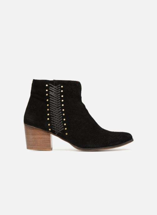 Ankle boots Gioseppo Opelika Black back view