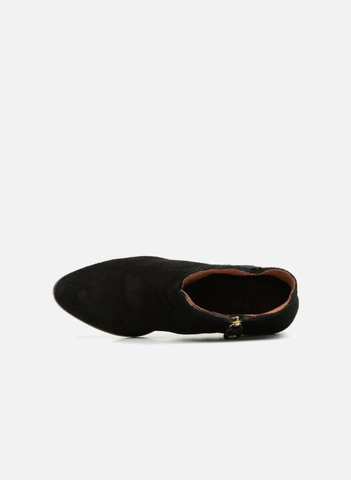 Bottines et boots Gioseppo Opelika Noir vue gauche
