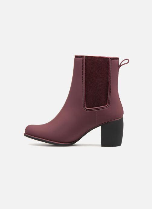Bottines et boots Gioseppo Belfort Bordeaux vue face