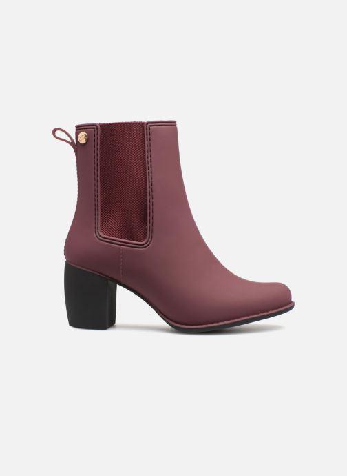 Bottines et boots Gioseppo Belfort Bordeaux vue derrière