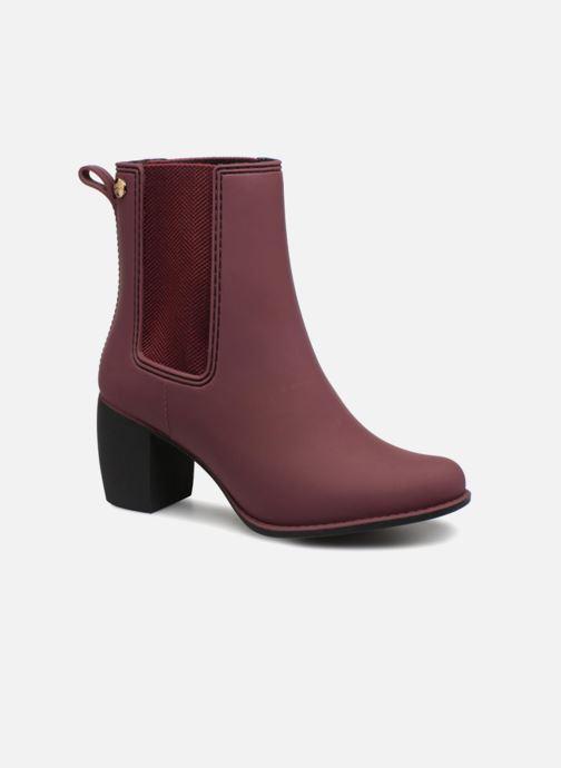 Boots en enkellaarsjes Gioseppo Belfort Bordeaux detail