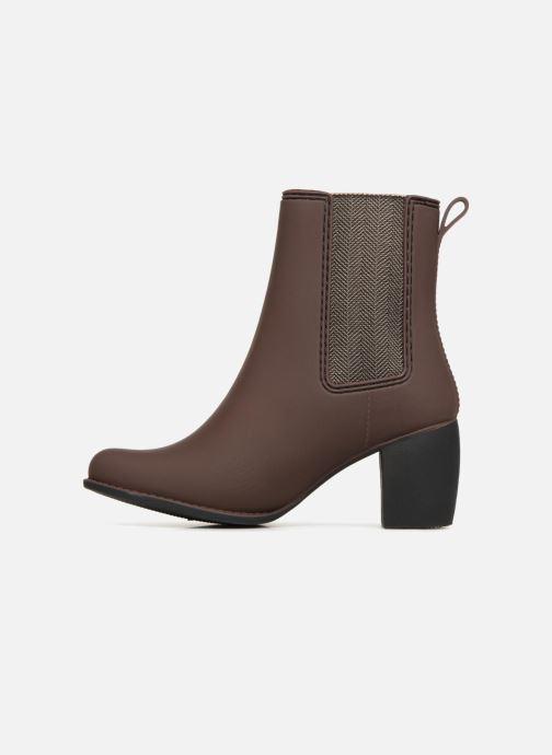 Boots en enkellaarsjes Gioseppo Belfort Bruin voorkant