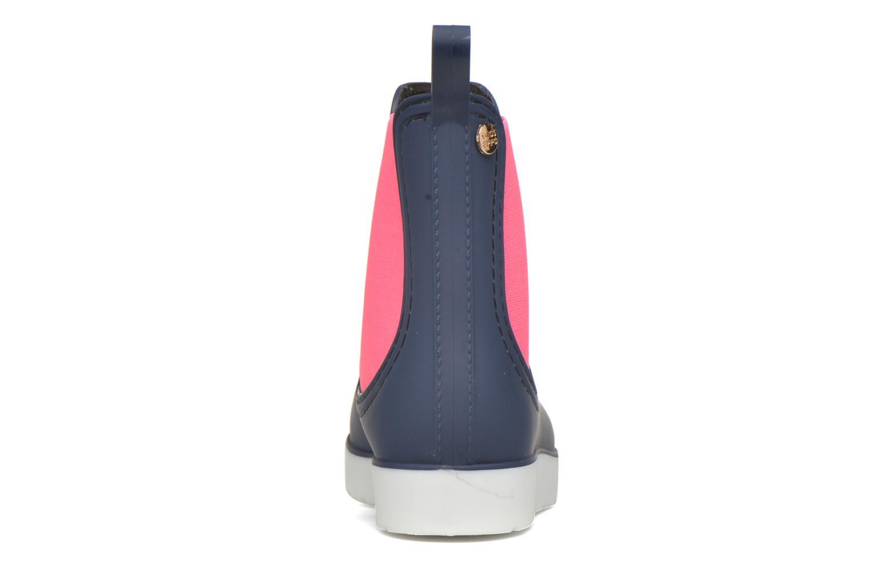 Bottines et boots Gioseppo Chambery Bleu vue droite