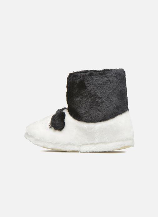 Pantofole Gioseppo Kunfu Bianco immagine frontale