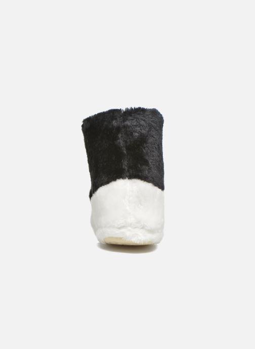 Pantofole Gioseppo Kunfu Bianco immagine destra