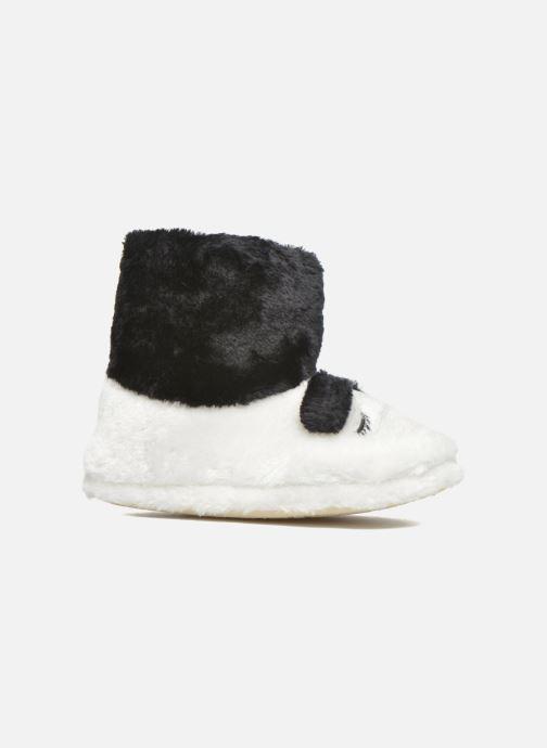Pantofole Gioseppo Kunfu Bianco immagine posteriore