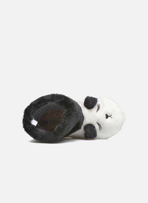 Pantoffels Gioseppo Kunfu Wit links
