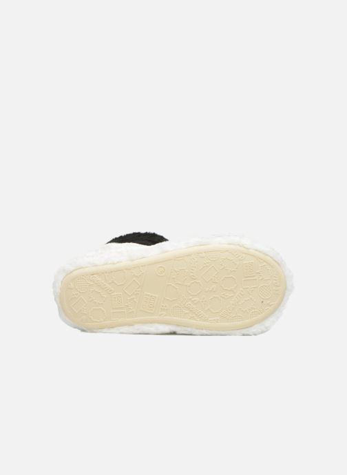 Pantofole Gioseppo Kunfu Bianco immagine dall'alto