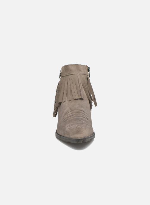 Boots en enkellaarsjes Khrio Samantha Grijs model