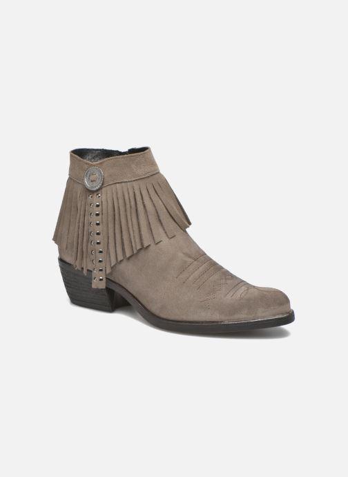 Boots en enkellaarsjes Khrio Samantha Grijs detail