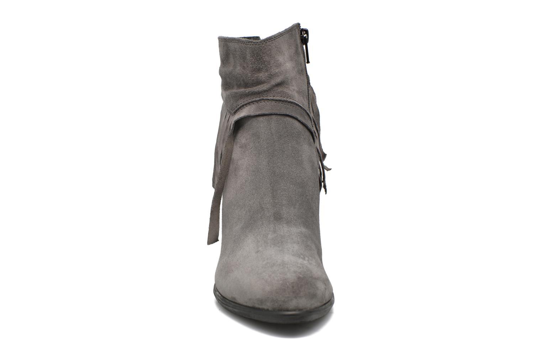 Bottines et boots Khrio Serena Beige vue portées chaussures