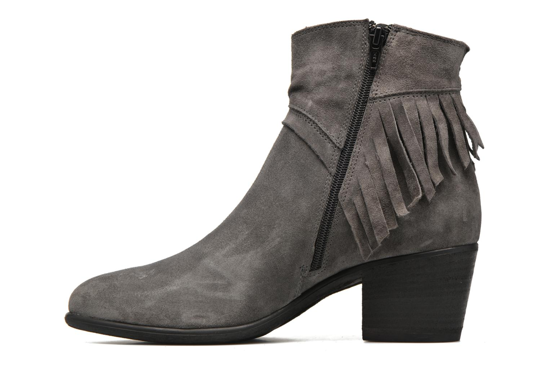 Bottines et boots Khrio Serena Beige vue face
