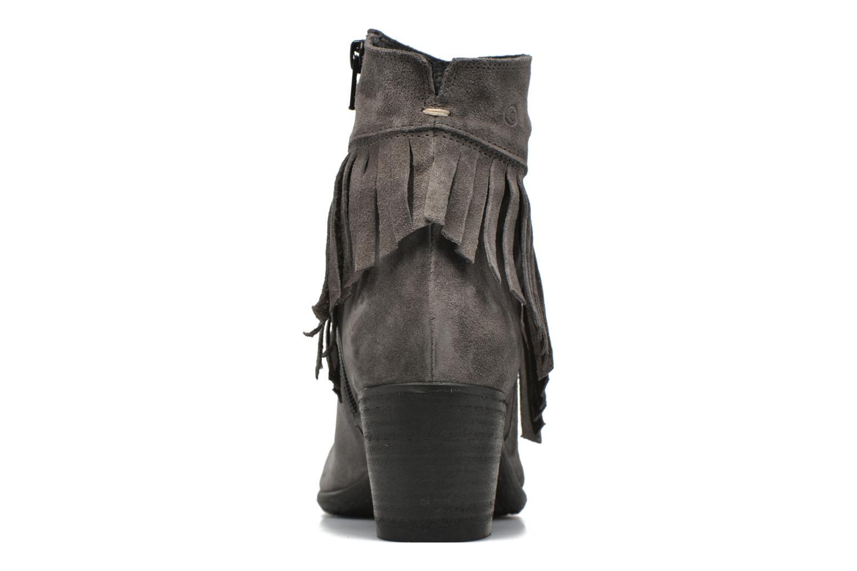 Bottines et boots Khrio Serena Beige vue droite
