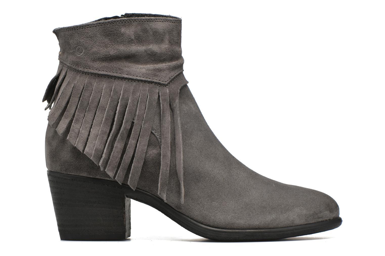 Bottines et boots Khrio Serena Beige vue derrière