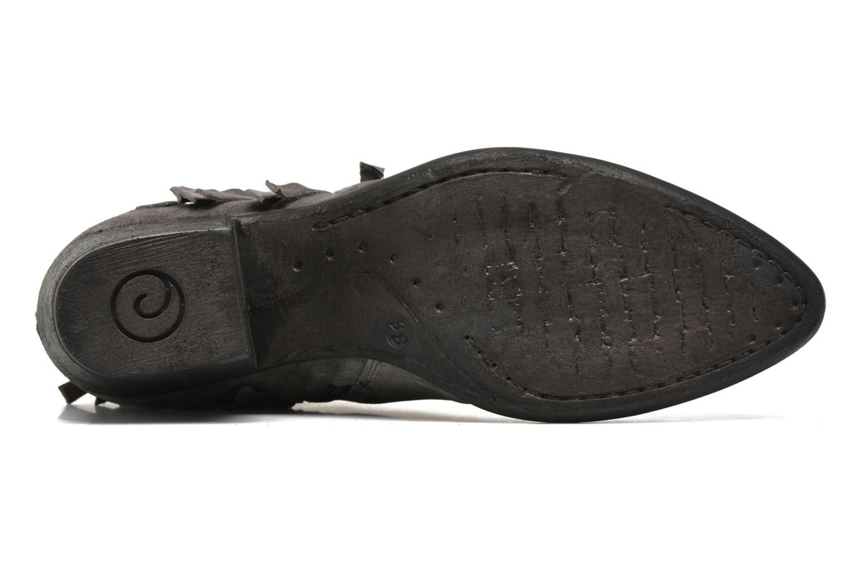 Bottines et boots Khrio Serena Beige vue haut