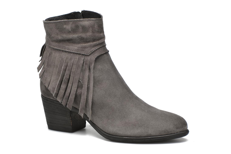 Bottines et boots Khrio Serena Beige vue détail/paire