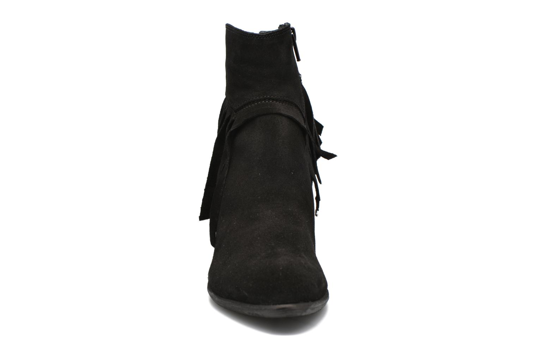 Bottines et boots Khrio Serena Noir vue portées chaussures