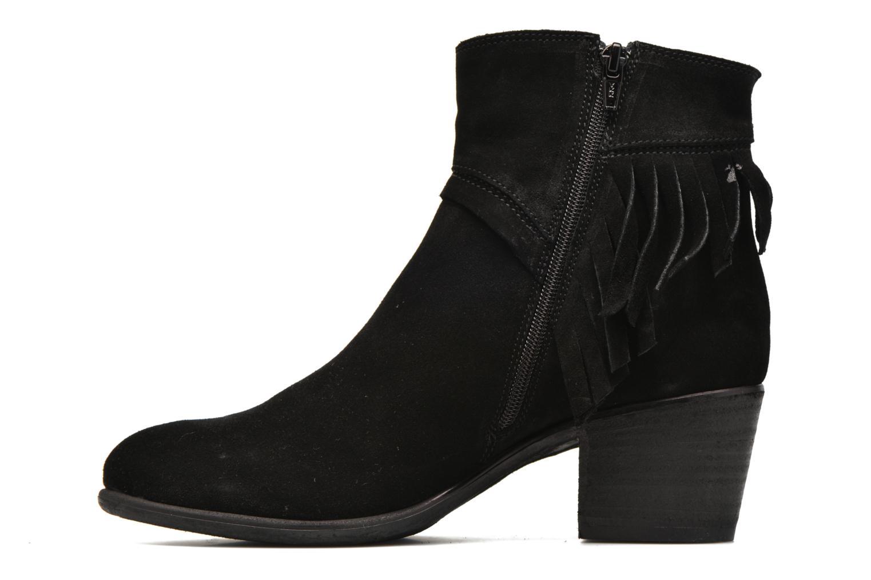 Bottines et boots Khrio Serena Noir vue face