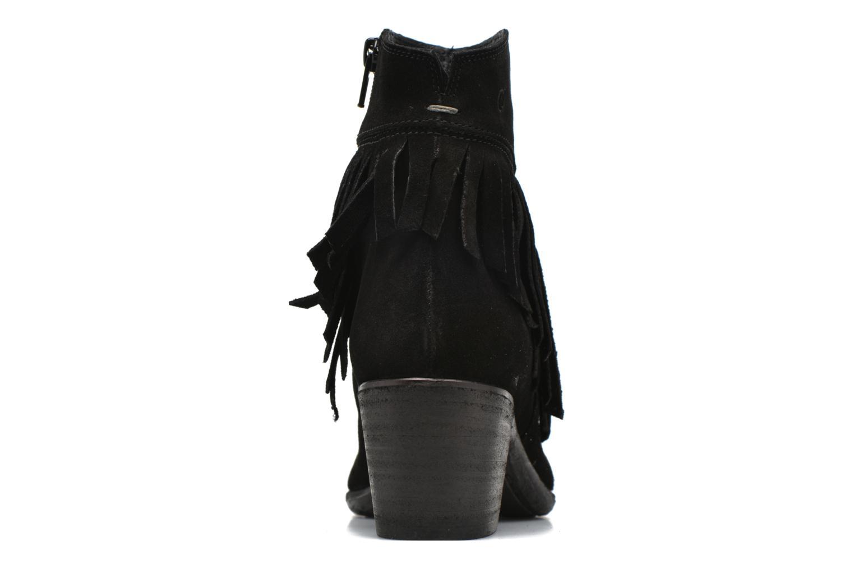 Bottines et boots Khrio Serena Noir vue droite