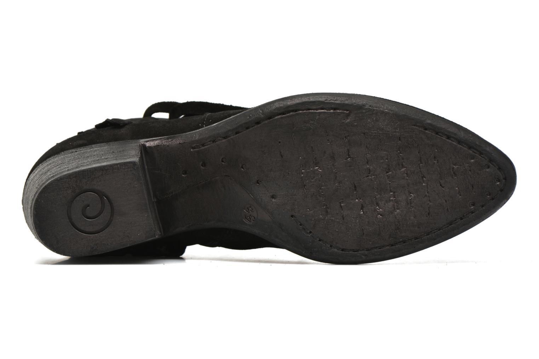 Bottines et boots Khrio Serena Noir vue haut