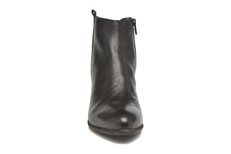 Bottines et boots Khrio Julia Noir vue portées chaussures