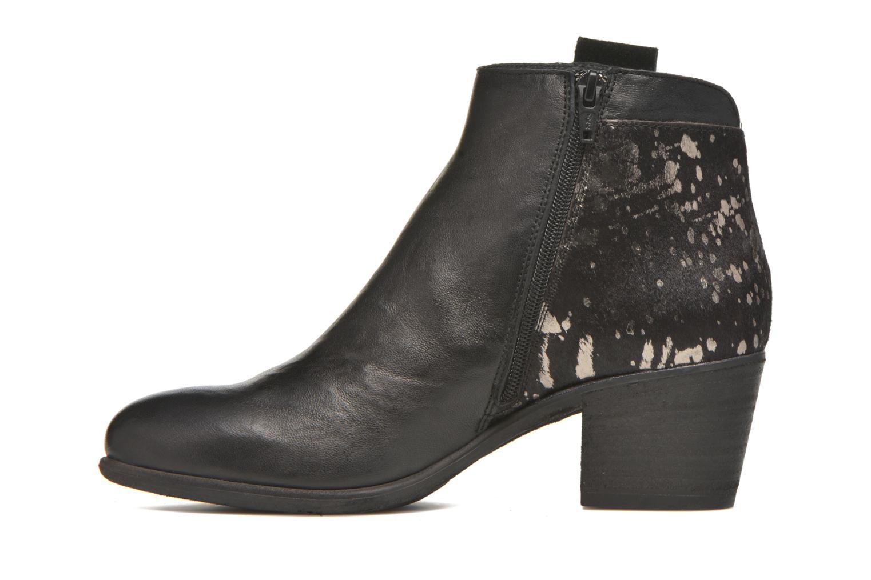 Bottines et boots Khrio Julia Noir vue face