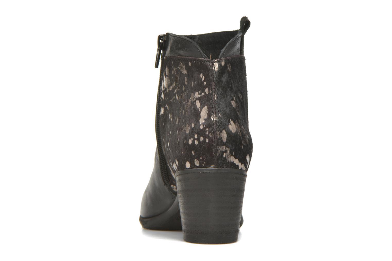 Bottines et boots Khrio Julia Noir vue droite