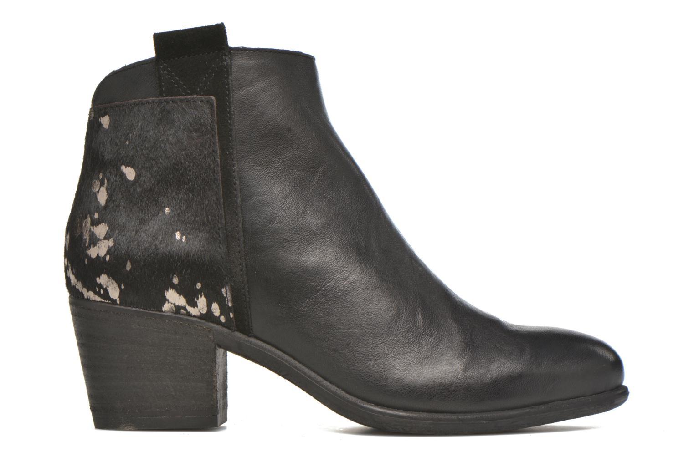 Bottines et boots Khrio Julia Noir vue derrière