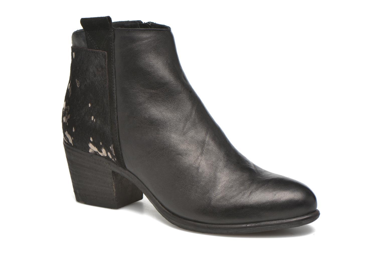 Bottines et boots Khrio Julia Noir vue détail/paire