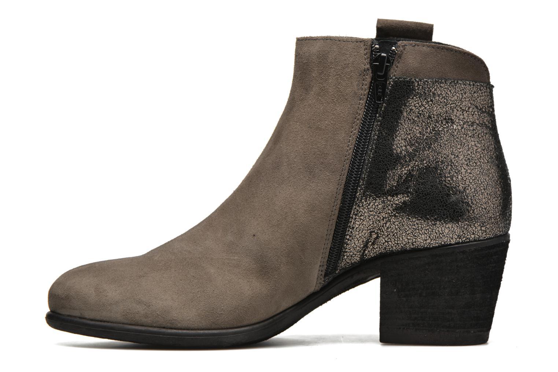 Boots en enkellaarsjes Khrio Julia Grijs voorkant